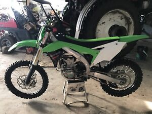 2016 Kawasaki Kx 450f With Pro Circuit Suspension