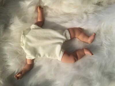 "Reborn Baby Doll Kit 18"" Body Only With Arms And Legs Sewn In Ready"
