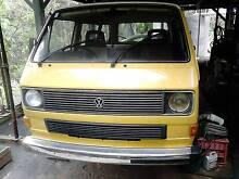 1984 Volkswagen Caravelle Kombi Bus Doonan Noosa Area Preview