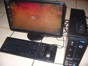 COMPAQ DUAL CORE DESKTOP PC Coombabah Gold Coast North Preview