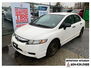 2010 Honda Civic DX-G; Local & No accidents!