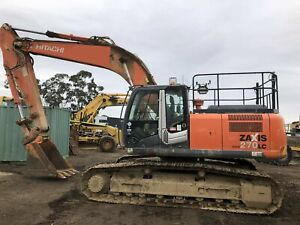 Hitachi ZX270 ZX270LC-3 Tracked-Excav Londonderry Penrith Area Preview