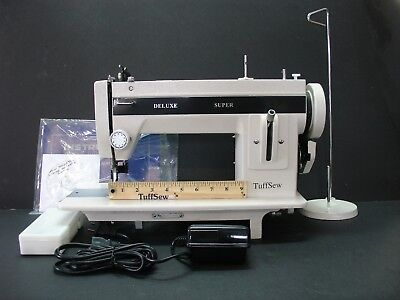 INDUSTRIAL WALKING FOOT HEAVY DUTY SEWING MACHINE UPHOLSTERY LEATHER -