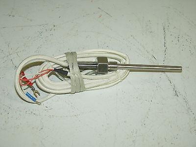 Rtd Pt100 10cm 3-wire Platinum Temperature Sensors New