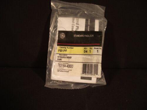 GE FB1PF FB Breaker Padlock Kit FNFP