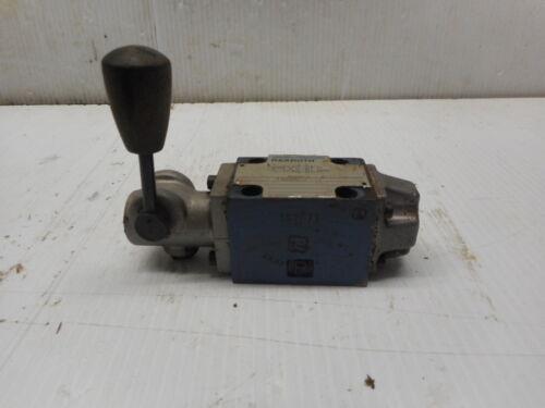 MannesMann Rexroth 4WMM6J53 RR00885084 Directional Hydraulic Control Valve