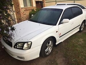 SUBARU LIBERTY AWD, LEATHER INTERIOR, 2.5 litre AUTO Bligh Park Hawkesbury Area Preview