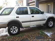 2002 Holden Frontera Wagon North Ward Townsville City Preview