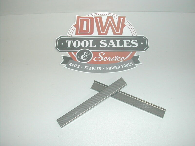 "Duo Fast Style 50 Series Staples 1/2"" Crown 5/32"" Length Galvanized (5,000)"