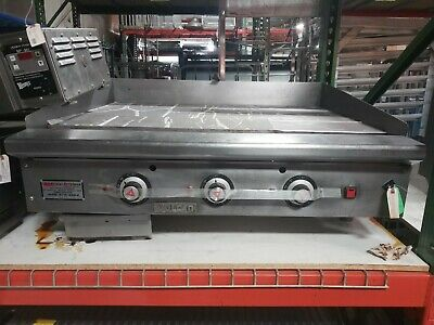 Vulcan 936a Heavy-duty Commercial Gas Griddle