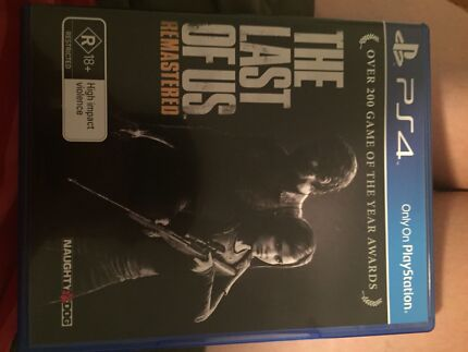 Last of Us Remastered - PS4