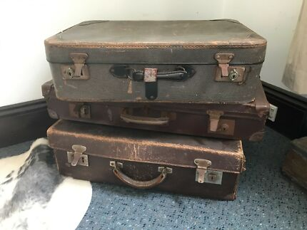 vintage suitcase in Sydney Region, NSW | Gumtree Australia Free ...