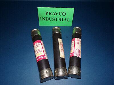 Lot Of 3 Littelfuse Flsr-50 Fuses 50amp 600volt Flsr50