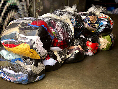 Wholesale Joblot Used Second Hand Clothes Kids 10kg Bundles High Street Brands