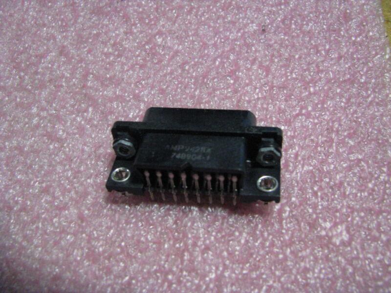 AMP D-SUB CONNECTOR # 748904-1  15 POS