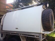 Aluminium ute canopy Tanilba Bay Port Stephens Area Preview