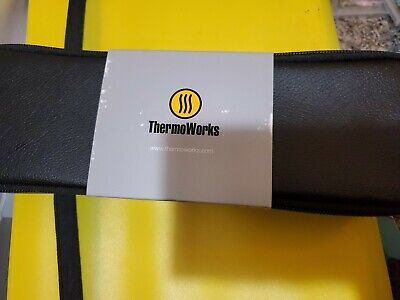 Thermoworks Temperature Reference Thermometer Ths-224-070 7000 Moisture Meter