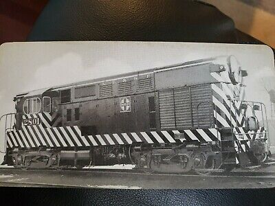LOCOMOTIVE TRAIN The Atchison Topeka & Santa Fe Railways Co. Fairbanks, Morse