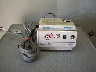 Gaymar Tp-500 Tpump Heat Therapy Pump