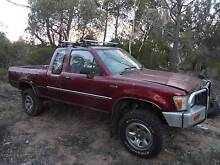 1990 Toyota Hilux Ute BODY - NO MOTOR Cooma Cooma-Monaro Area Preview