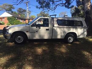 1994 HOLDEN RODEO UTILITY Oatlands Parramatta Area Preview