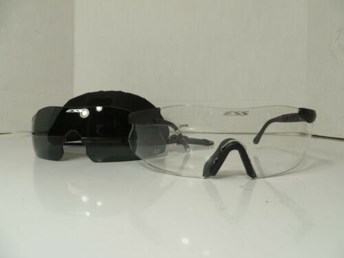 ESS Military Issue ICE 2 Z87+ Eye Protection 740-0004 BRAND NEW