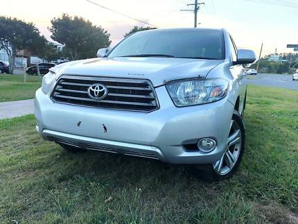 2008 Toyota Kluger 7 Seater Auto Slacks Creek Logan Area Preview