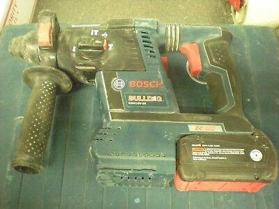 Bosch 18v Ec Brushless 1 In. Sds-plus Bulldog Rotary Hammer Drill - Gbh18v-26