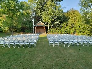 Party & Tent Rentals: Tents and chairs and more!
