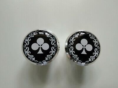 Colnago 30th Yellow black Plugs Caps Tapones guidon bouchon lenker retro styl 3D