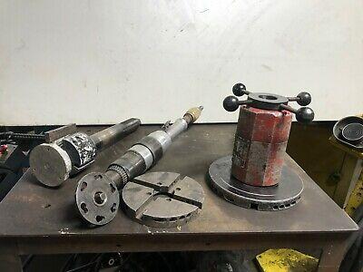 Wachs Model Sdb-206 Pipe Bevel Machine Yoder 70148