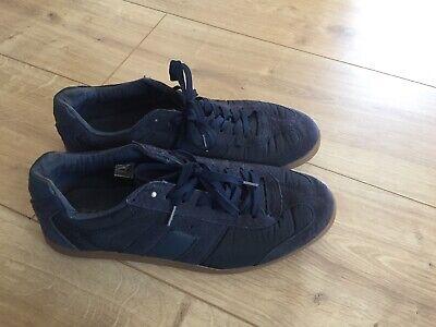BK British Knigts Herren Sneaker Farbe Blau Größe UK 9