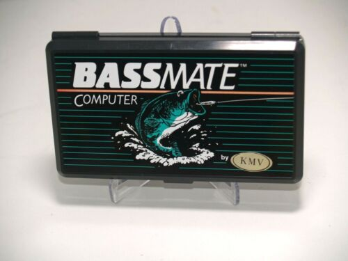Bassmate Computer by KMV Made in Japan 1984.