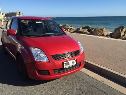 2008 Suzuki swift manual Evandale Norwood Area Preview