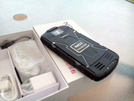 NO.1  X1 waterproof/shockproof/dual SIM smartphone