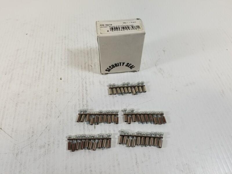 Automation Direct KN-10J12 10-Pole Jumper (Lot of 5)