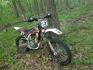 2008 Husqvarna TC 510 Dirt bike in very good condition