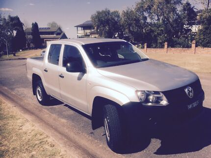 2011 VW Amarok -Urgent sale we are moving to Qld 30 Sept 2017