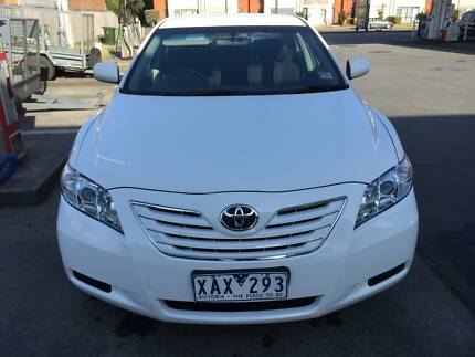Toyota Camry Altise 2009 - Diamond White low kms Footscray Maribyrnong Area Preview