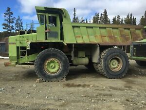 65 Ton Terex Rock Trucks
