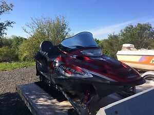 2005 Edge Touring snow mobile for sale