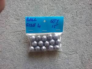1 packet of size 4 ball sinker all brand new Raceview Ipswich City Preview