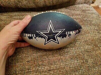 Good Stuff Dallas Cowboys Small Football 05/2016 Distress-Look NFL Texas 10