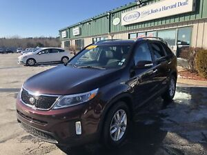 2014 Kia Sorento LX CLEAN CARFAX/ALLOYS/KEYLESS/BLUETOOTH