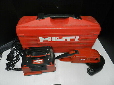 A Hilti Dg150 Diamond Cup Wheel Grinder Power Converter Dpc 20