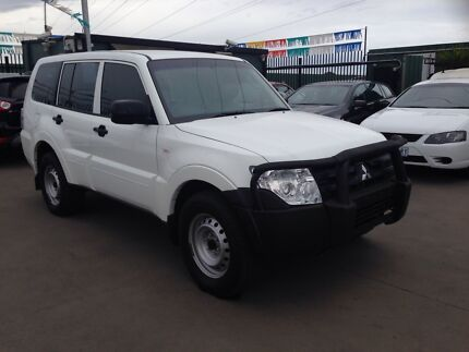 2012 Mitsubishi Pajero GL NW Auto 4x4 With Reg And Rwc Drive Away Ravenhall Melton Area Preview