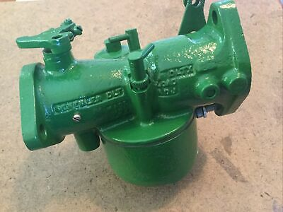 John Deere Dltx 53 Early Styled A Tractor Carb Carburetor 1940s