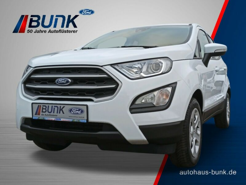 Ford EcoSport Cool&Connect 1,0l EcoBoost *-26%