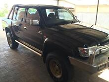 2003 Toyota Hilux Ute Macedon Ranges Preview