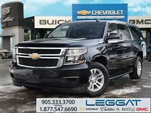 2018 Chevrolet Suburban LS/8 PASS. LEATHER SEATING/HEATED FRT. S